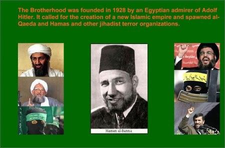 Bildergebnis für al qaida muslim brotherhood