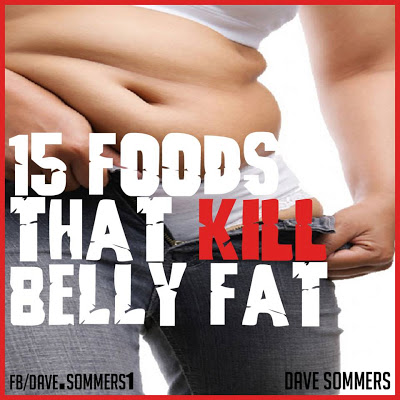Food To Eat To Kill Stomach Fat